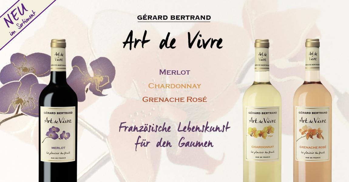Gerard Bertrand Weine günstig online bei Bonbou kaufen.