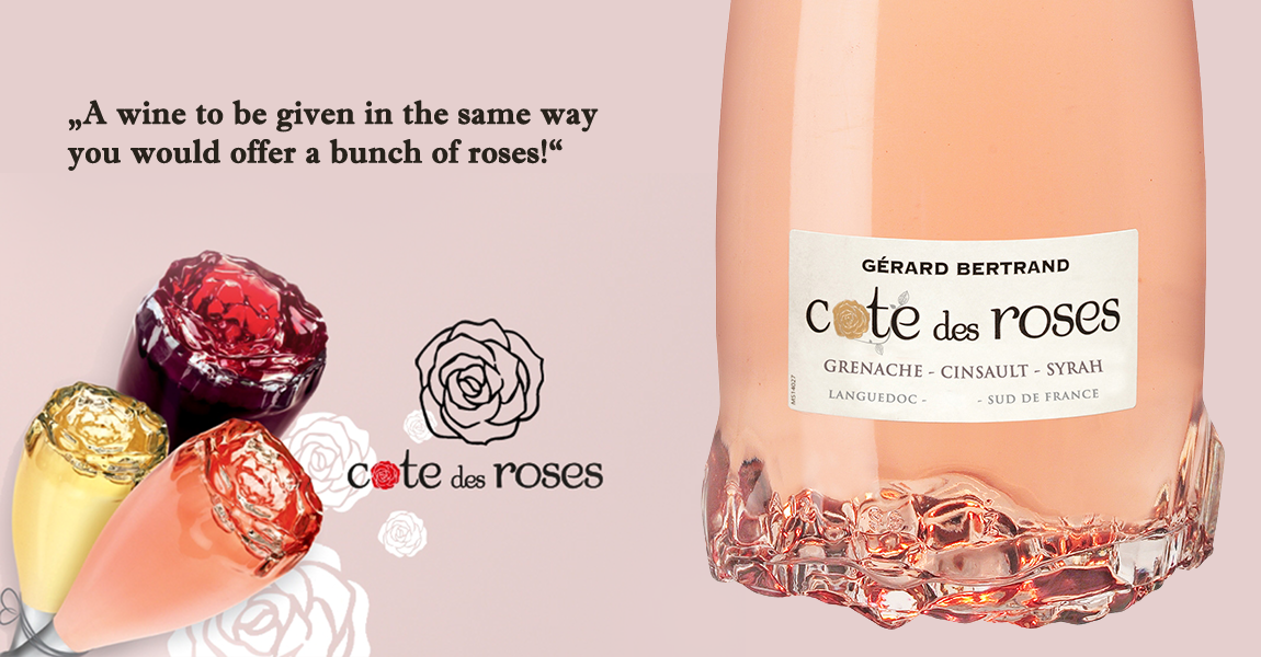 Gerard Bertrand Cote des Roses günstig kaufen.