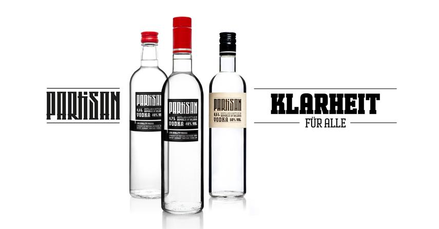 Partisan Vodka günstig kaufen