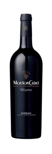 Baron Philippe de Rothschild Mouton Cadet Reserve Bordeaux
