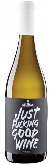 Neleman Just Fucking Good Wine Blanco