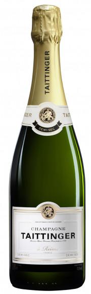 Champagne Taittinger Demi Sec
