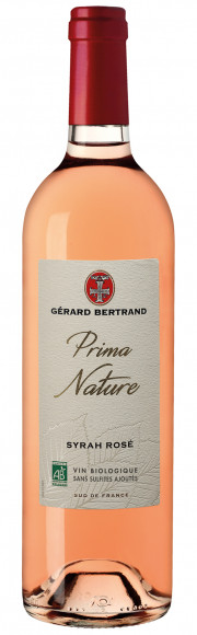 Gerard Bertrand Prima Nature Syrah Rosé