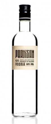 Partisan Vodka 50 Prozent