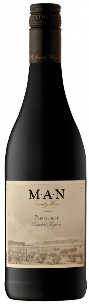 MAN Family Wines Bosstok Pinotage