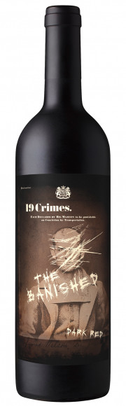 Penfolds 19 Crimes The Banished