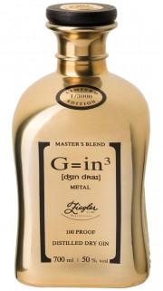 Ziegler G=in³ GIN Metal Gold