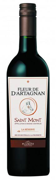 Producteurs Plaimont Fleur de d'Artagnan Saint Mont La Reserve Rouge