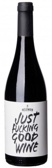 Neleman Just Fucking Good Wine Tinto