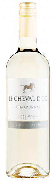 Les Vignobles Foncalieu Le Cheval d'Oc Chardonnay