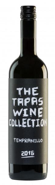 Bodegas Carchelo The Tapas Wine Collection Tempranillo
