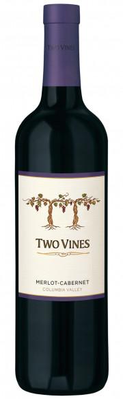 Columbia Crest Two Vines Merlot Cabernet Sauvignon