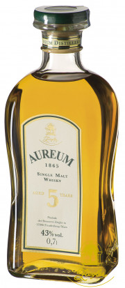 Ziegler Aureum 1865 Single Malt Whisky 5 Jahre