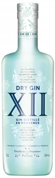 Distilleries et Domaines de Provence Dry Gin XII