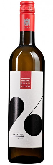 Bickel-Stumpf Twentysix Weiss