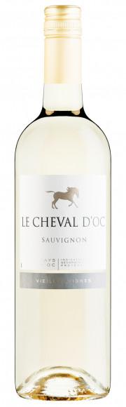 Les Vignobles Foncalieu Le Cheval d'Oc Sauvignon Blanc