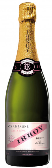 Champagne Irroy Brut Carte d'Or Rose