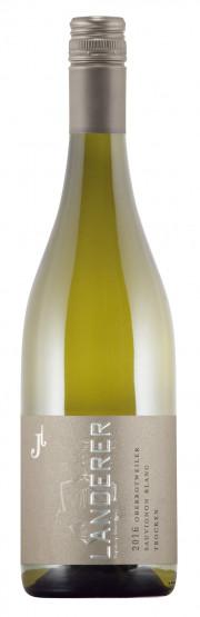 Landerer Oberrotweiler Sauvignon Blanc QbA trocken
