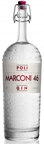 Jacopo Poli Marconi 46 Gin