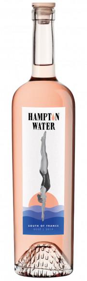 Gerard Bertrand Diving into Hampton Water Rose