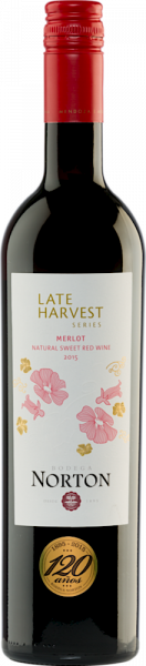 Norton Late Harvest Merlot