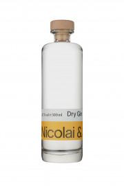 Nicolai & Sohn Brennerei Dry Gin 0,5l - 43,7%